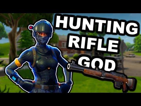 Hunting Rifle Buff/ Best Sniper On PS4/ Mini Shield Nerf