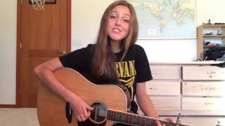 Everything You Are- Ed Sheeran (Cover by Bailey Bryan)