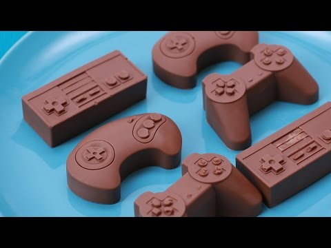 Thumbnail: CANDY BAR CONTROLLERS - NERDY NUMMIES