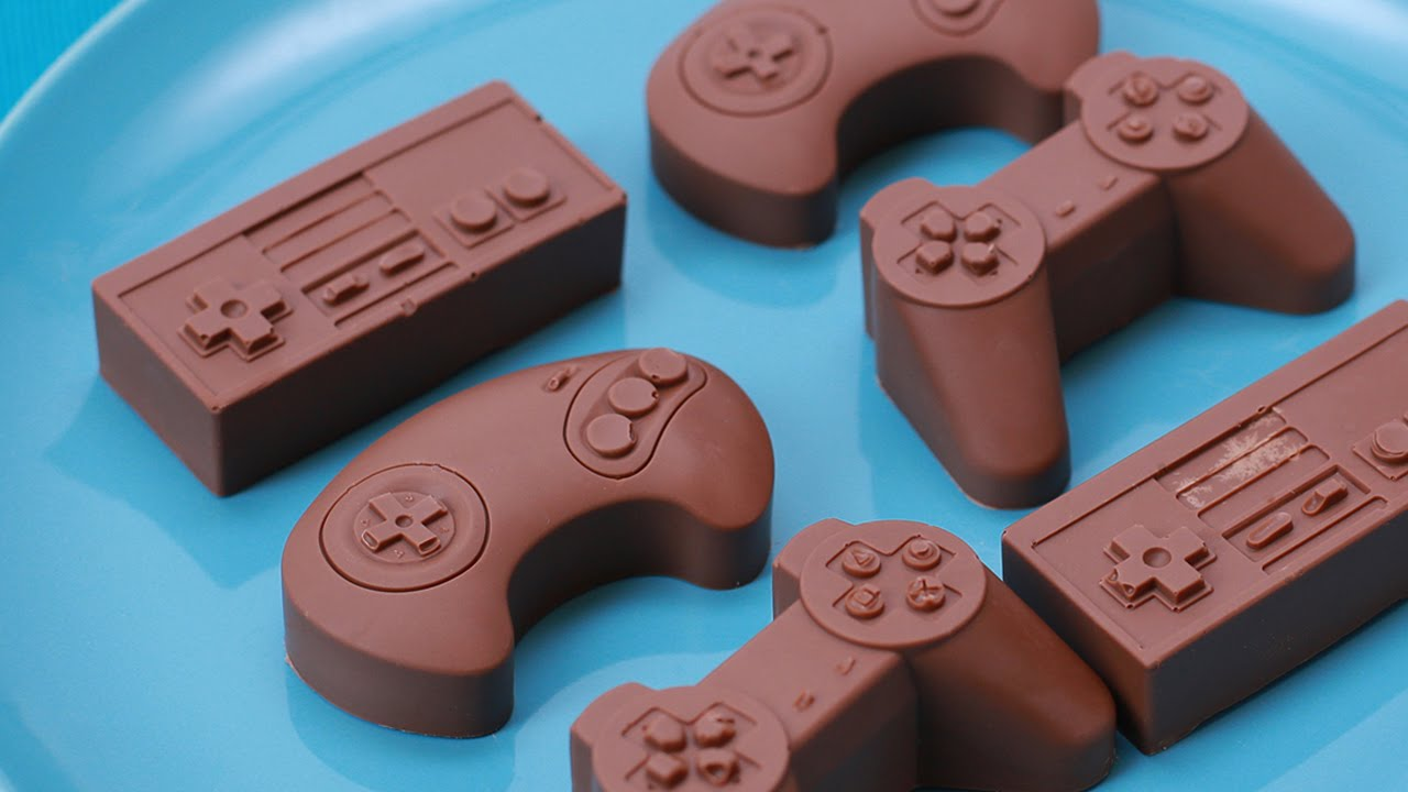 Resultado de imagen para chocolate gamer