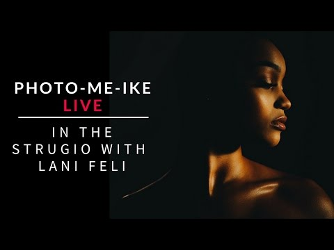 Natural Light, and the Studio Pro Beauty Dish - YouTube Mobile LIVE