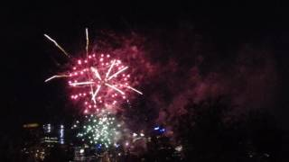July 1 2016 Calgary Fireworks Finale!!  In all thy sons command!!