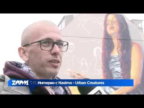 ZOOM interview - Nasimo (Urban Creatures)
