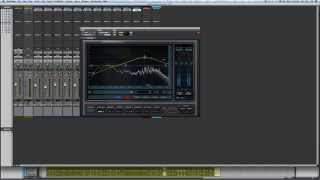 Mixing BFD3 Drums in Pro Tools with iZotope Alloy 2