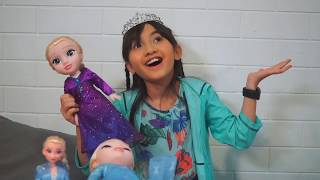 Alyssa Unbox Frozen 2 Suprise