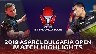 Кирилл Скачков vs Kou Lei | Bulgaria Open 2019 (Pre)