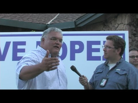 Candidate For Mayor Of Modesto Dave Lopez Interview - Councilman Lopez Talks Policies & Positions