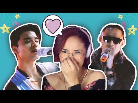 [REACT] - HOLY KHEL - Girl Like You Cover   Michael Pangilinan ft. Russel Reyes
