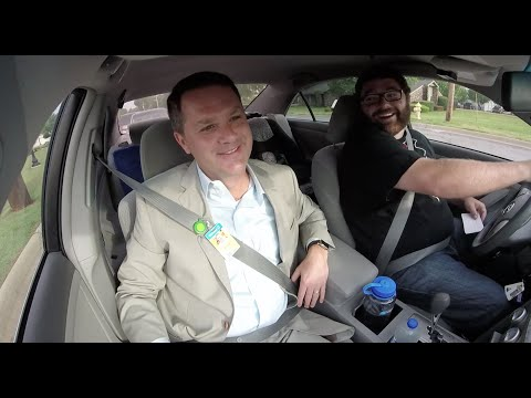Riding in Cars with Executives: Doug McMillon