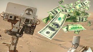 ¿Sirve de algo gastar dinero en enviar naves al espacio?
