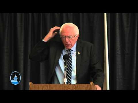 Bernie Sanders - Speaker Series at William Penn University