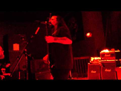 """DEICIDE """"To Hell With God Tour"""" Mar/1/2012 Part 1-2 HD"""