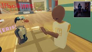 [VR] Dziwni Ludzie w świecie VR - Rec Room / 17.11.2018 (#4)