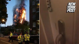 Woman missing after terrifying FB post from London Fire | New York Post