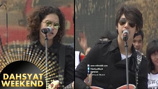 Cool banget Ahmad Bersaudara bawa lagu 'jika Kau Percaya' [Dahsyat] [13 des 2015]