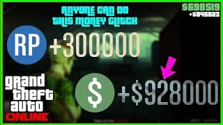 NEW GTA 5 Money Glitch For Everyone To MAKE Money! (NO REQUIREMENT) EASY MONEY! & *RIGHT NOW!*