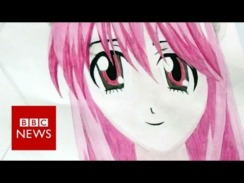 Why do autistic people really love manga? BBC News