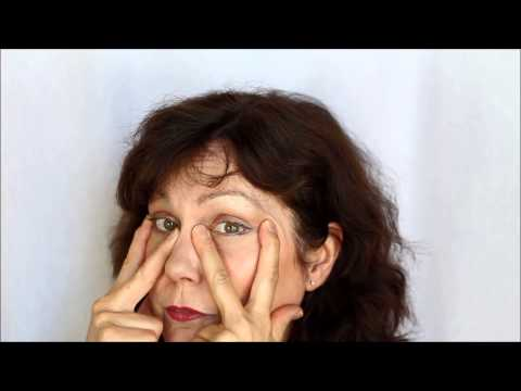How to Remove Bags From Under Your Eyes with Face Exercises?