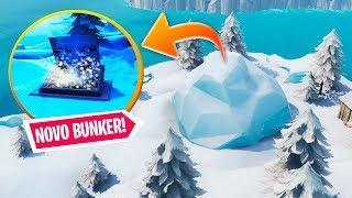 NEW * SECRET * Ice Bunker was FOUND at Fortnite ‹ AVOK ›