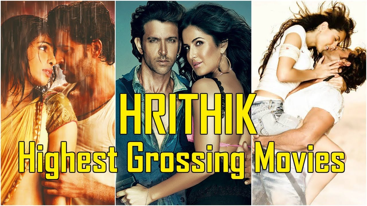 Download Hrithik Roshan Top 10 Highest Grossing Movies | India Collection