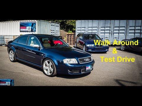 2003 Audi RS6 | Japan Car Auction Purchase