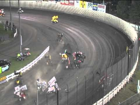 Knoxville Raceway 5 7 11 Youtube