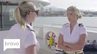 Below Deck Mediterranean: Bugsy Tells Hannah She's a Lousy Chief Stew (Season 2, Episode 12) | Bravo