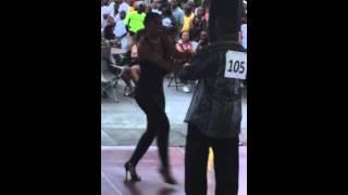 Detroit Urban Style Ballroom Dance