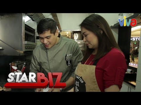 Angelu de Leon cooks Pork barrel & Octoberfest sampler