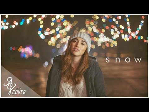 Snow By Sleeping At Last | Alex G Cover (Christmas)