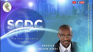 Elevate Worship With Apostle Kelvin Hines