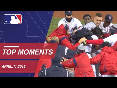 Top 10 Plays of the Day - April 11, 2018