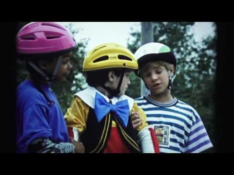 I'm No Fool On Wheels Elijah Wood Pinocchio Disney Educational Bike Safety