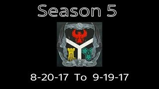 For Honor For All Community 4h4a Event 9-16-17 Finals NewBatour558 vs shadowking612