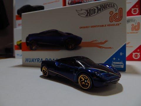 Hot Wheels ID Pagani Huayra