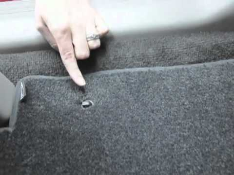 Lloyd Mats Floor Mat Safety Anchors