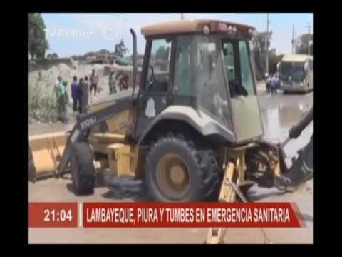 Declaran estado de emergencia en Chincha y Pisco