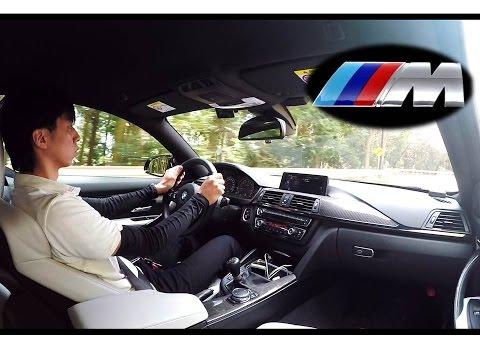 BMW M4 6速マニュアル!!
