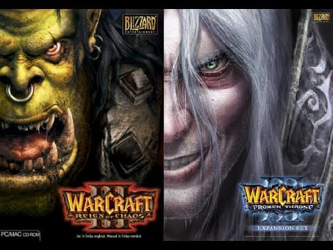 Warcraft 3 Frozen Throne скачать Torrent - фото 9