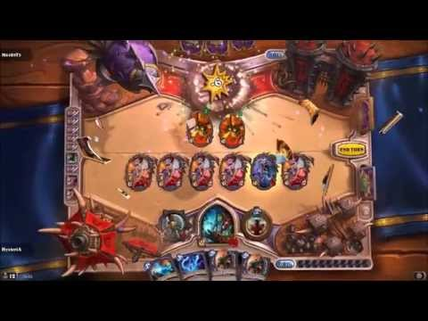 Is this the most powerful combo in Hearthstone?