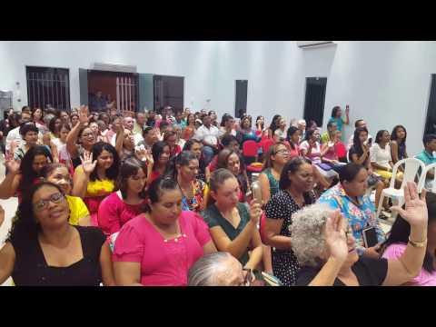 Kallebe Vieira na Assembléia de Deus Madureira Central-Ba