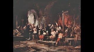 Святая Инквизиция. Как проходили расследование и суд над еретиками.
