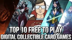 Top 10 Free Digital Collectible Card Games | FreeMMOStation.com