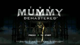 What is The Mummy Demastered?