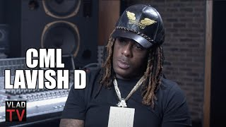 CML Lavish D on How Mozzy Beef Started, People Killed Over Music Video (Part 7)