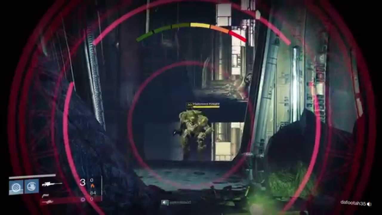 Destiny: The Dark Below - The Wakening Walkthrough