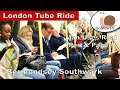 London Underground Tube Ride | Shocking Poverty | Jubilee Line | Slow TV | Episode 24
