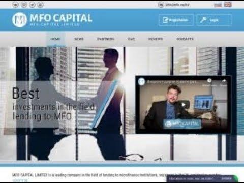 MFO capital - инвест проект с огромным бонусом +40%