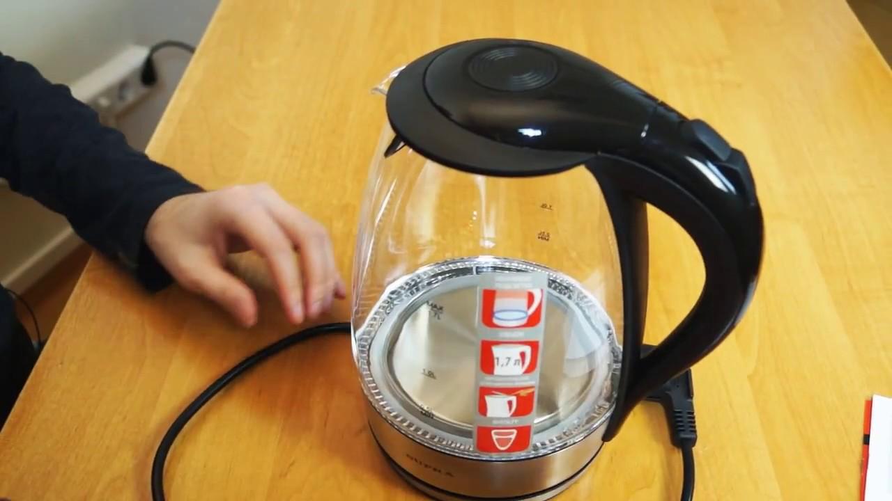 Ремонт чайника для