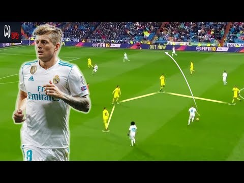 Toni Kroos / Why Is He So Important For Real Madrid? Player Analysis thumbnail